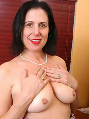 Removed Nude mature panties