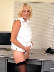 Older secretary pussy