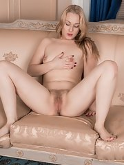 Clothed and nude women